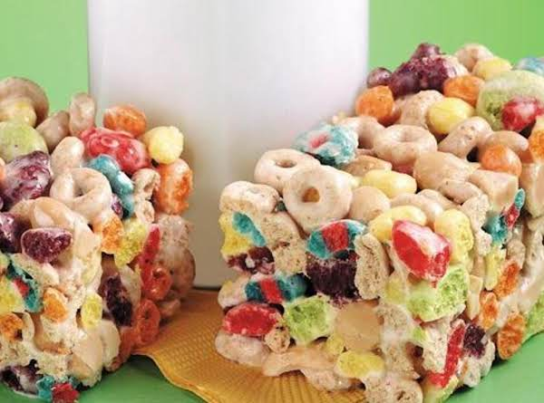 Cheerios® And Trix® Treat Bars