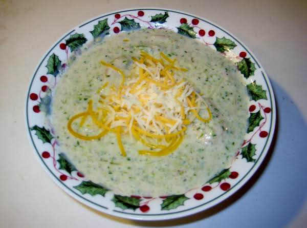 Broccoli/mushroom Chowder Recipe