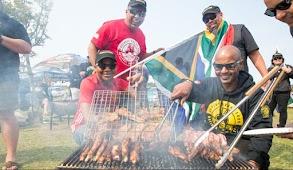 В ЮАР даже есть государственный праздник - Braai Day