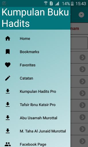 Kumpulan Hadits Dari 8 Imam 11.7 screenshots 2