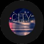CM12/CM12.1 Minimal City Theme v1.1