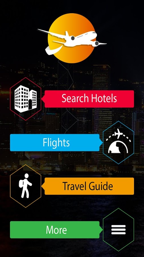 Cheap Hotels & Flight Booking Deals: captura de tela