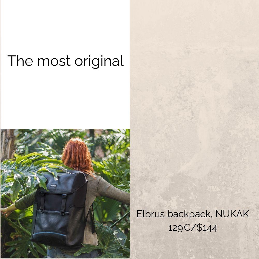 Elbrus Backpack NUKAK