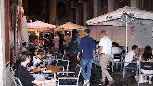 Ambiente tras el final del estado de alarma en el centro de Almería.