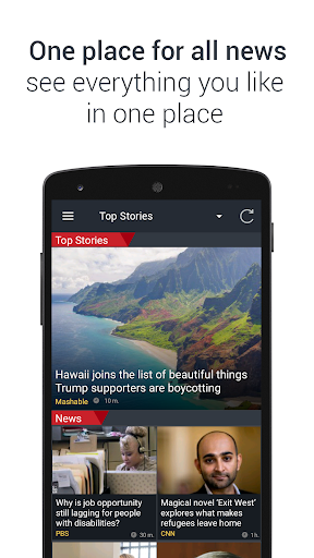 Anews: all the news and blogs 4.0.67 screenshots 1