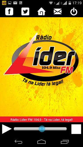 Rádio Lider FM 104 9