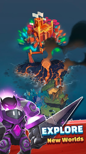 Super Spell Heroes - Magic Mobile Strategy RPG  screenshots 4