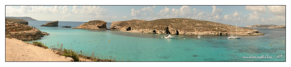 Photo: Blue Lagoon Comino Malta