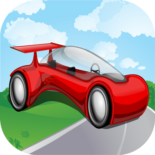 Car Speed Jumping Game 賽車遊戲 LOGO-玩APPs