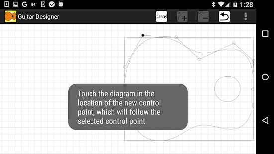 Guitar designer android apps on google play guitar designer screenshot thumbnail ccuart Gallery