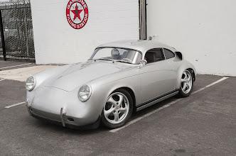 Photo: Wayne Callaway's '60 Porsche 356