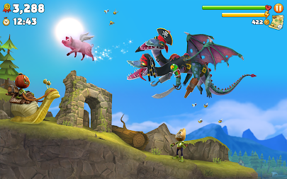 Hungry Dragon™ APK screenshot thumbnail 19