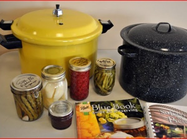 Start with trusted and tested recipes. The following are some strategies for successful preserving:  Learn one...
