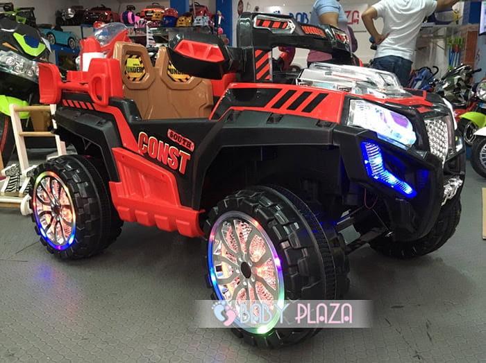 Xe oto điện Jeep KKL-5288 cực ngầu cho bé 4