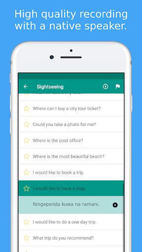 Simply Learn Swahili screenshots 16