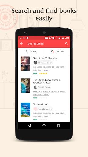 Juggernaut Books - Free ebooks & novels 1.7.2 gameplay | AndroidFC 4