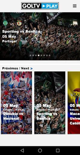 GolTV Play screenshot 1