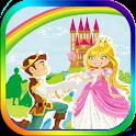 Doce Princess Puzzle HD icon