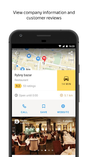 Yandex.Maps  screenshots 2