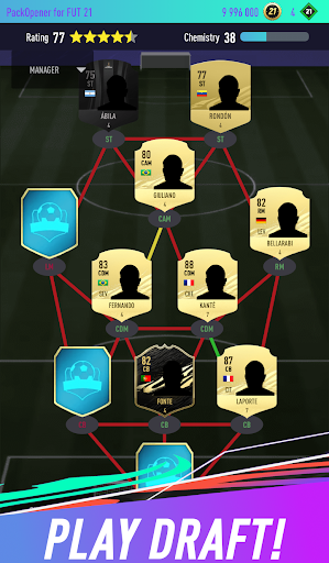 Pack Opener for FUT 21 modavailable screenshots 11