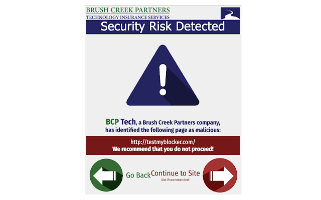 BCP Safe Browsing