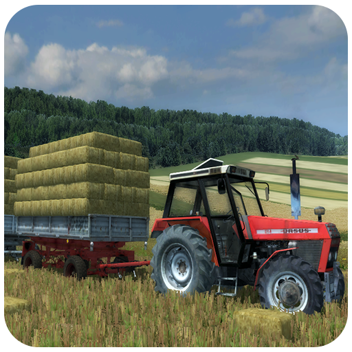 Tractor Animal Transport 3D
