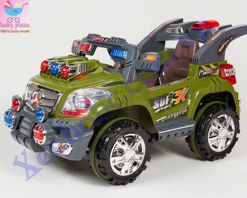 Xe hơi điện cho bé A032 4