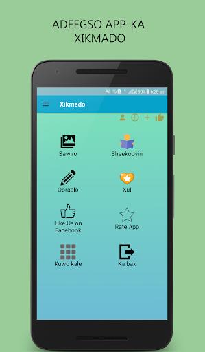 Xikmado 1.0.3 screenshots 2