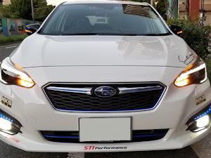 インプレッサ スポーツ GT6 2.0i-S EyeSightのカスタム事例画像 athuyukiさんの2018年08月04日19:02の投稿