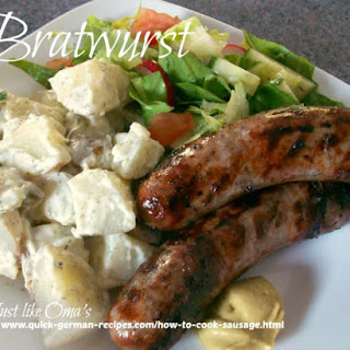 How to Cook Sausage - Bratwurst