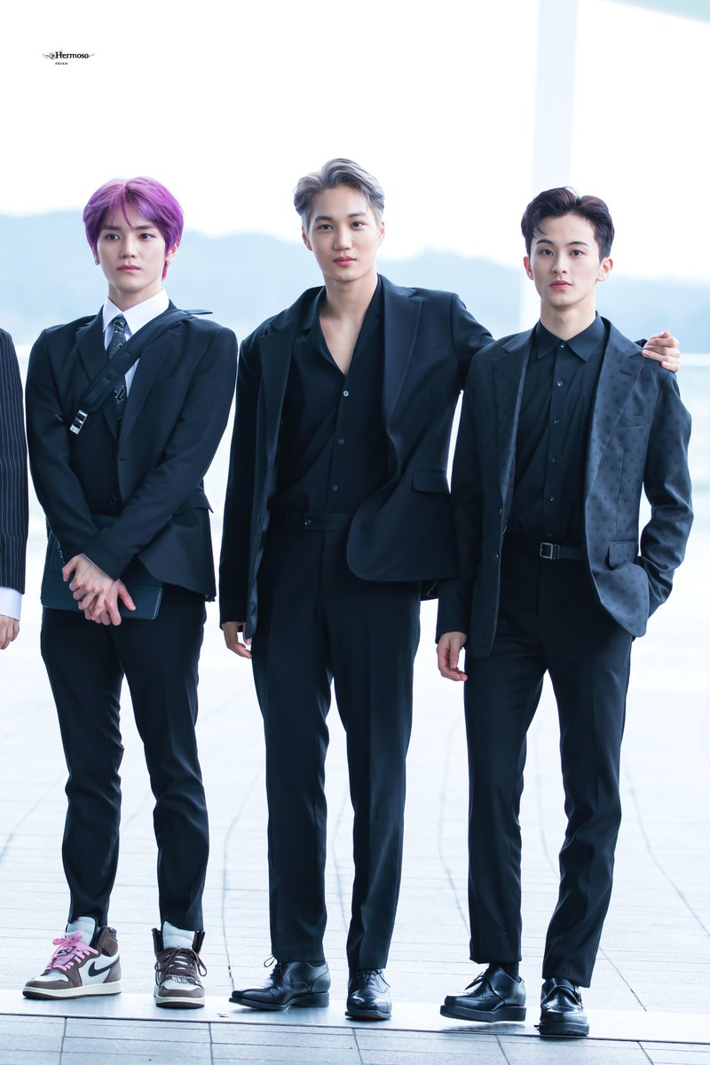 superm kai mark taeyong