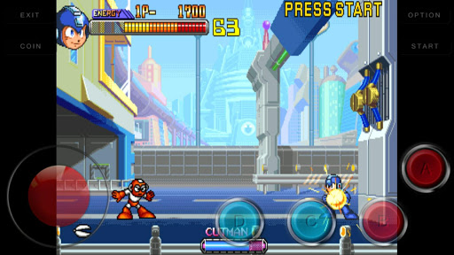 Code Mega Man 2 : The Power Fight for PC