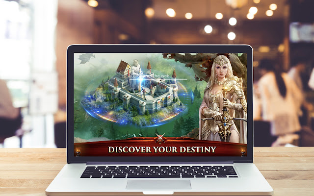 King Of Avalon HD Wallpapers Game Theme