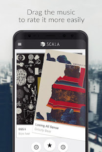 Scala for Spotify – Discover new music 2