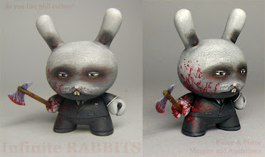 """Photo: Do You Like Phil Collins? - 3"""" Dunny"""