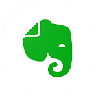 Evernote – Organizer, Planer für Notizen & Memos icon