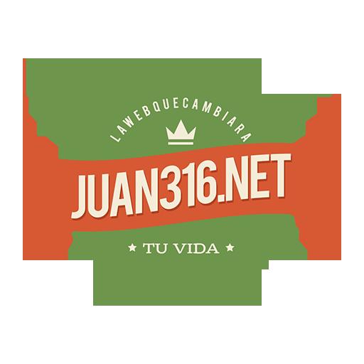 Juan 3:16 | Juan Bernal avatar image