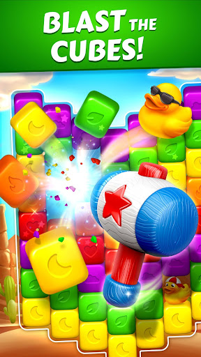 Toon Blast 3607 screenshots 2