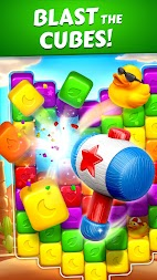 Toon Blast APK screenshot thumbnail 2