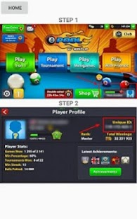 eight ball pool rewards - daily coins and cash Pro Screenshot