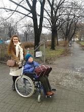 Photo: 09. 01. 2013 roku  -  z Martą Kubiak