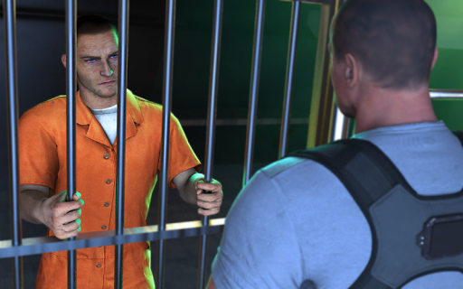 Code Triche Prison Escape Jail Break Plan Jeux APK MOD screenshots 4