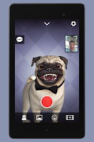 Screenshot of YAP Messaging