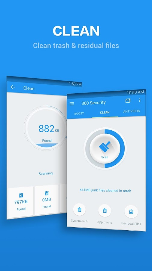 360 Security - Antivirus Boost- screenshot