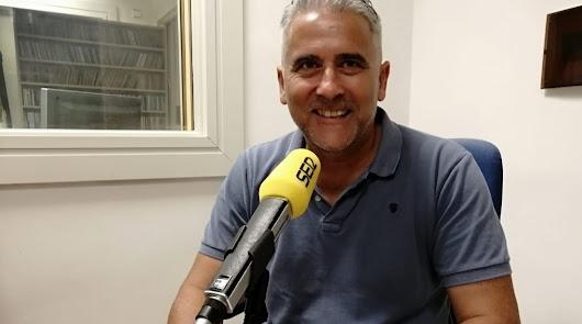 Pepe Morales en el Carrusel Deportivo.
