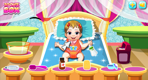 玩免費休閒APP 下載可爱的婴儿护理 - 女孩小游戏 app不用錢 硬是要APP