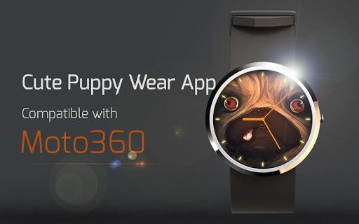 Cute Puppy Wear App