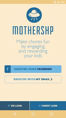 Mothershp - screenshot