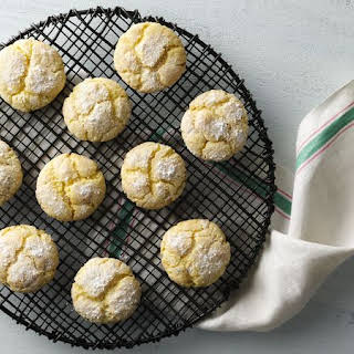 Butter Cookies With Cake Mix Recipes.