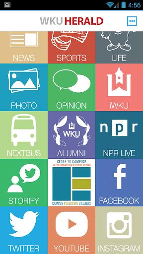 玩新聞App|WKU Herald免費|APP試玩